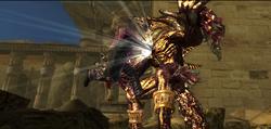 Jin VS Azazel