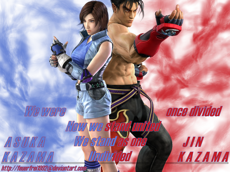 User Blog Gamma11 Who Is The Best Jin Kazama Or Asuka Kazama