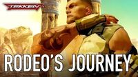 Tekken Mobile - iOS Android - Rodeo's journey (Character Reveal Trailer)