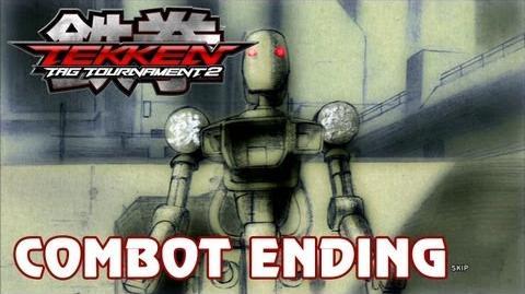 Tekken Tag Tournament 2 - 'Combot Ending' TRUE-HD QUALITY