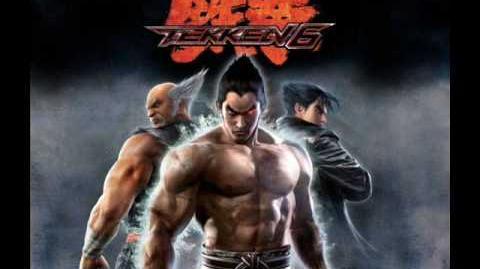 Tekken 6 Soundtrack - Fiesta Del Tomate