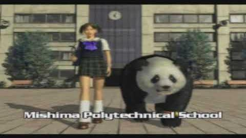 Tekken 3 Panda Kuma Ending