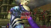 Tekken 5 Nina Williams All Intros & Win Poses