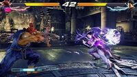 Tekken Gym 3 - Сайдстепы и WS удары