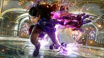 Tekken7 Zafina screenshot 1