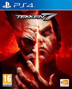 Tekken 7 Xbox One Promo Art