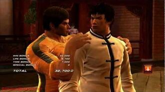 Tekken Tag Tournament 2 - All Special Win Poses pt. 1 2