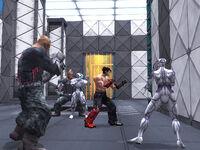Tekken Devil Within