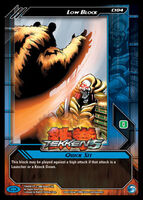 Tekken 5 Epic Battle Trading Card 3
