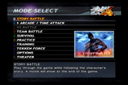 274177-tekken-4-playstation-2-screenshot-main-menu