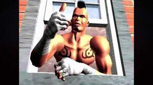 Tekken 2 Bruce Ending