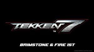 Tekken 7 OST - Brimstone & fire 1st