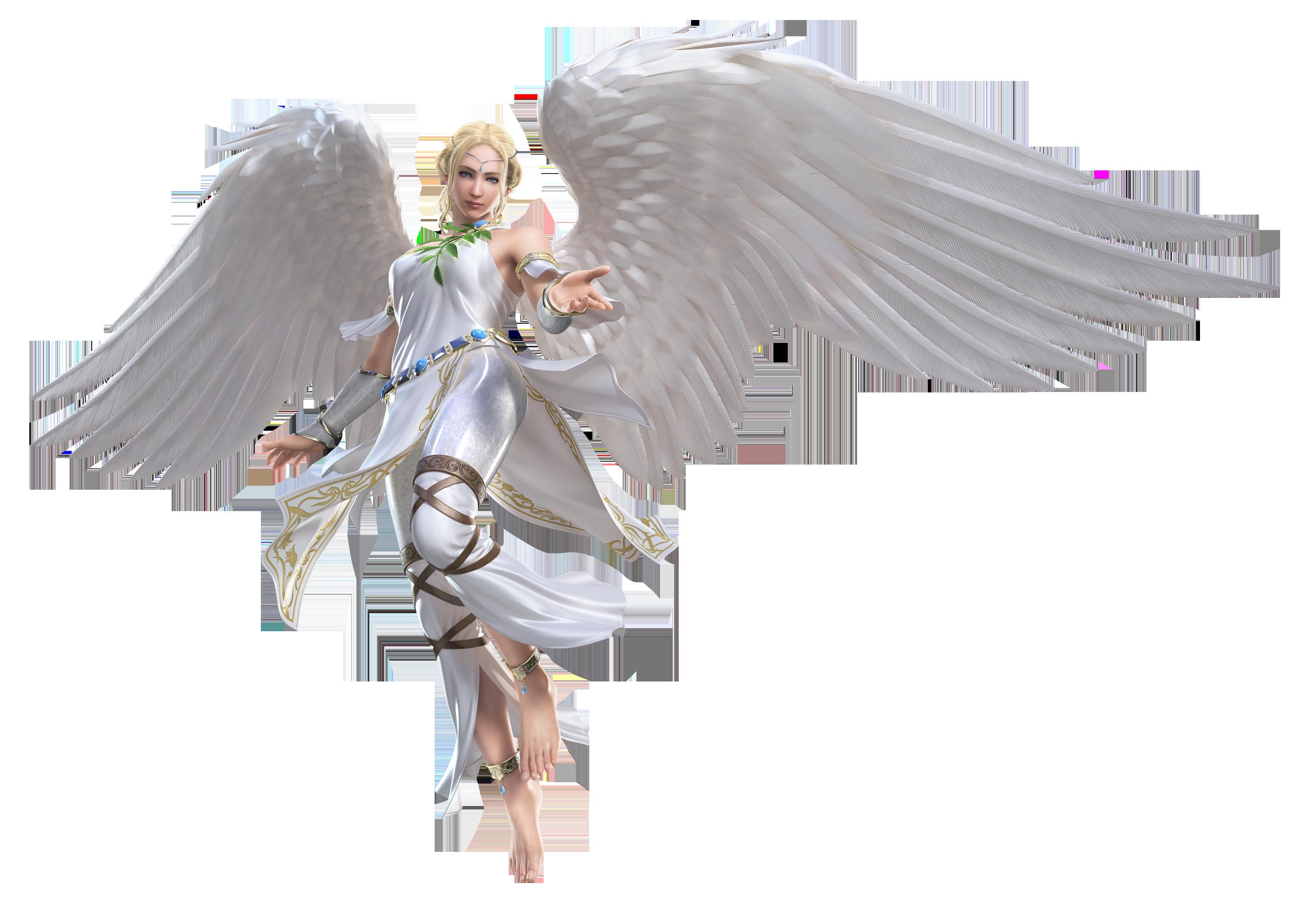 Angel Tekken Wiki Fandom Powered By Wikia