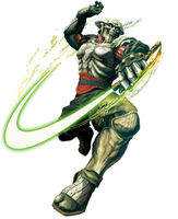 Street Fighter X Tekken Yoshimitsu