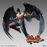 Devil Jin T7