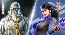 Tekken7 news season3 Zafina Leroy