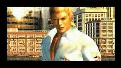 Tekken 5 Steve Interludes