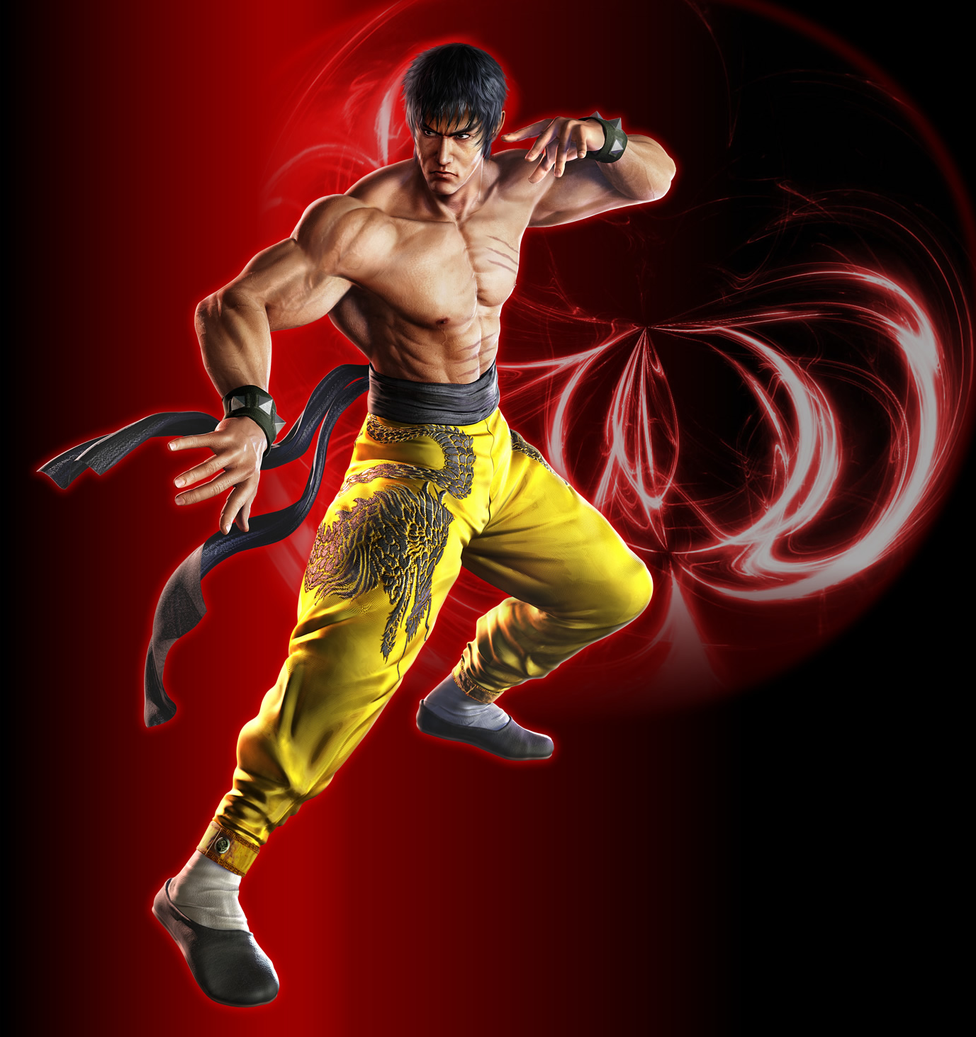 Law Tekken7 Render Official