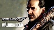 Tekken 7 - Negan Official Gameplay Reveal Trailer TWT 2018