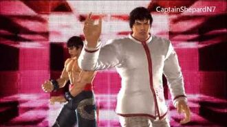 Tekken Tag Tournament 2 Forest Law Intro Pose 3