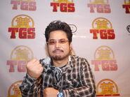 Toulouse Game Show 2011 - Katsuhiro Harada - P1290210