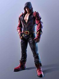 tekken 4 jin kazama jacket