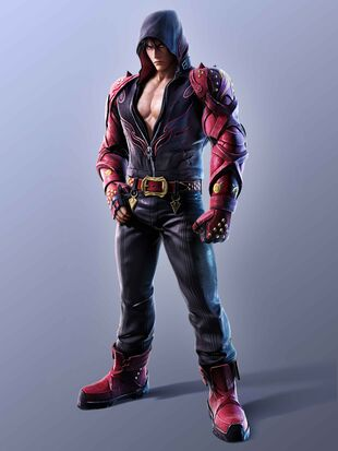 Jin Kazama Tekken Wiki Fandom Powered By Wikia