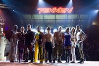 Tekken Movie Roster