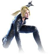 Nina Tekken Mobile alt black suit