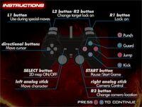 Tekken Devil Within Instruction