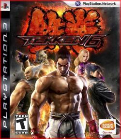 250px-300px-Tekken 6 Cover