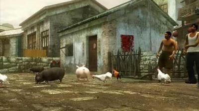 Tekken 6 Rustic Asia