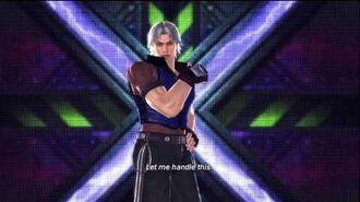 Tekken Tag Tournament 2 Lee Chaolan's Intro Pose 1