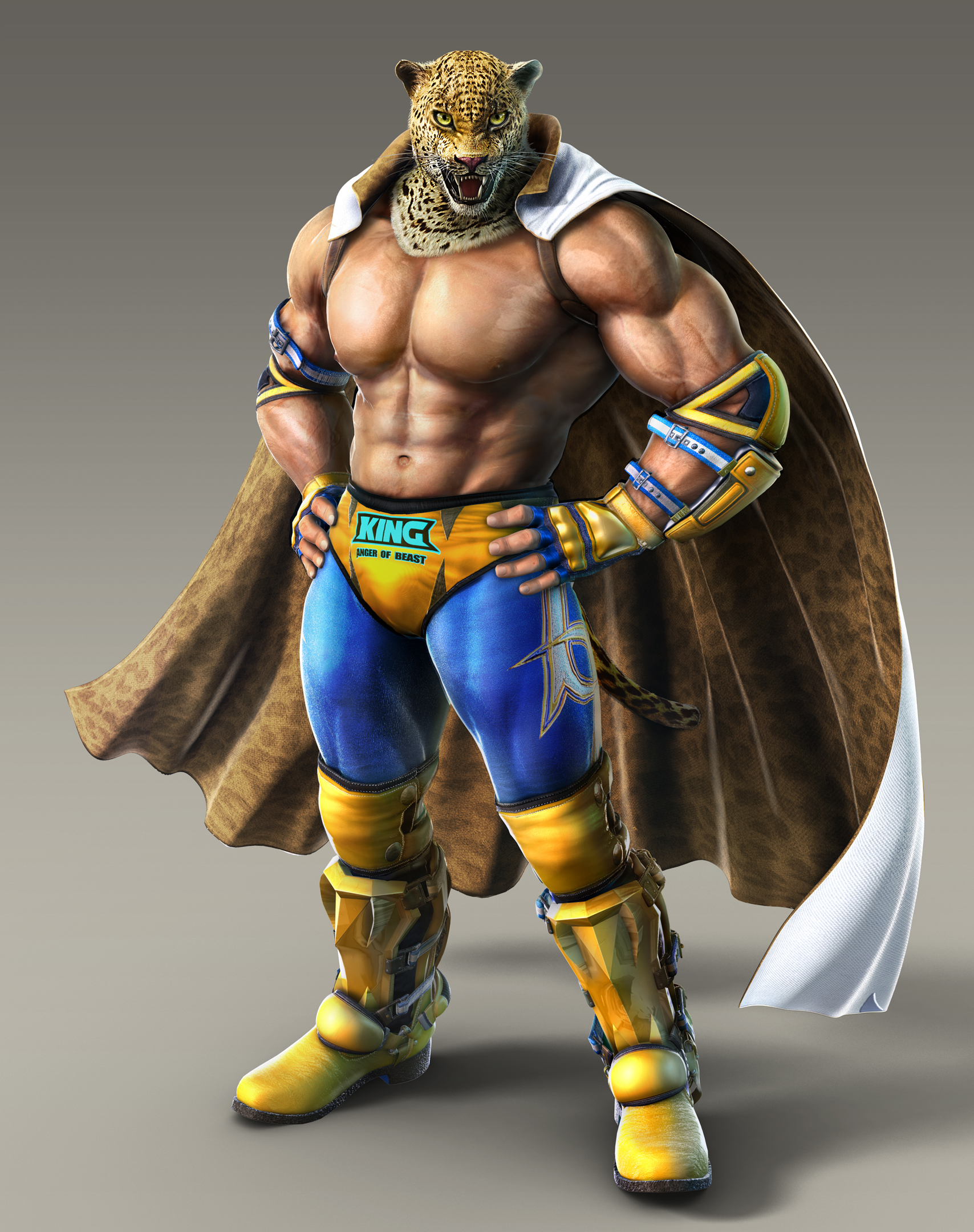 King II | Tekken Wiki | FANDOM powered by Wikia