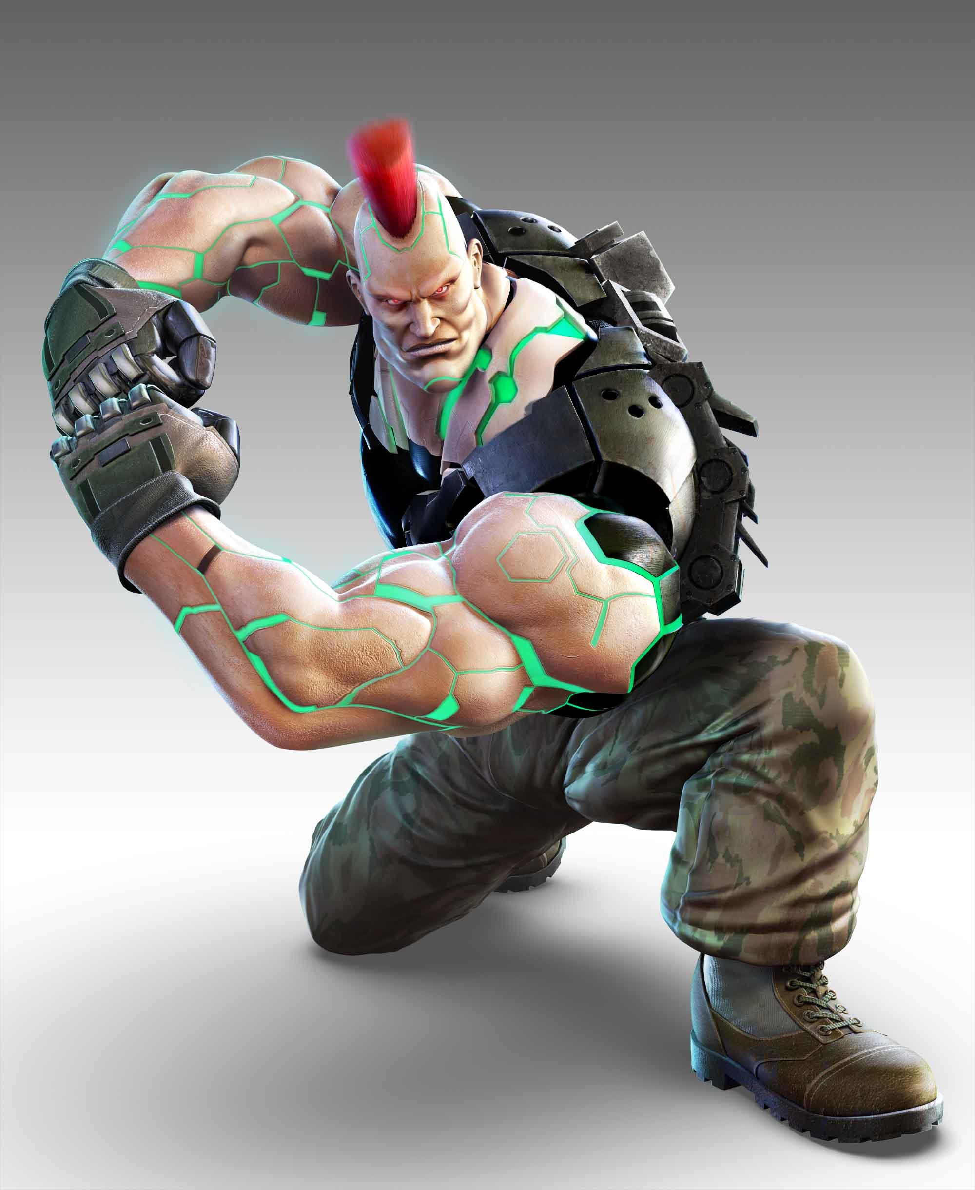 Jack Tekken Wiki Fandom