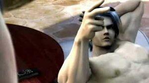 Tekken 5 Lee ending