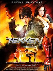 Tekken 2010 Film Tekken Wiki Fandom Powered By Wikia