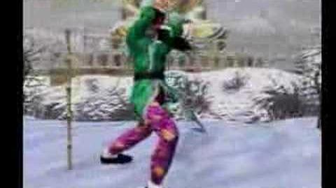 Tekken 3 Lei Wulong - Afternoon Nap