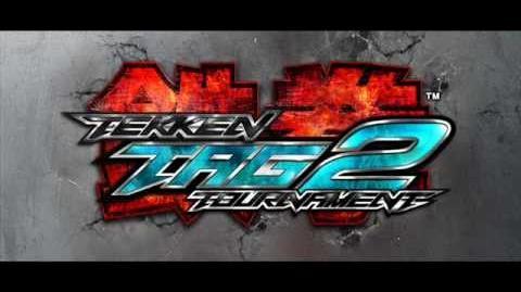 Tekken Tag 2 Fallen Garden Theme