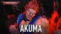 Tekken Mobile - iOS Android - Akuma (Teaser Trailer)