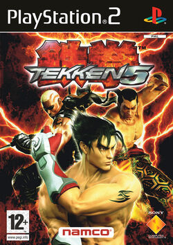 Tekken-5 box-art