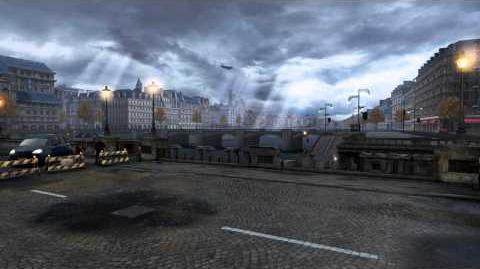 Tekken Tag Tournament 2 Console OST - Reflexion (Riverside Promenade)