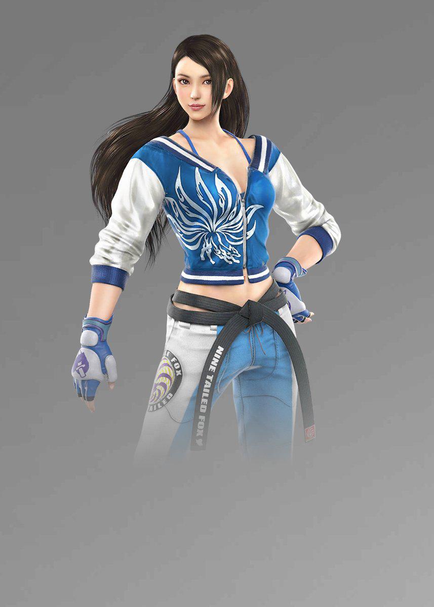 Taekwondo Girl Tekken Wiki Fandom