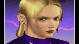Tekken 3 - Nina Williams ending - HD 720p
