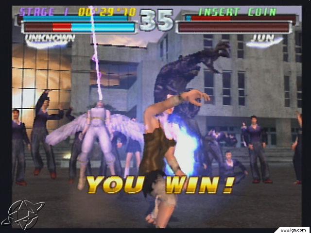 School B Tekken Wiki Fandom