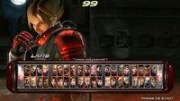 Lars Alexandersson - Character Select Screen - Tekken 6 Bloodline Rebellion