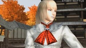 Tekken 5 Dark Resurrection Lili Rochefort Interludes