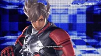 Tekken Tag Tournament 2 Lars Intro Pose 3