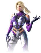 Nina Tekken Mobile suit