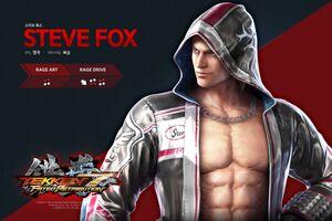 Steve FoxT7